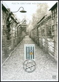 Pocta obetiam holokaustu
