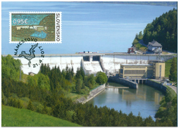 Technical monuments: Orava Dam
