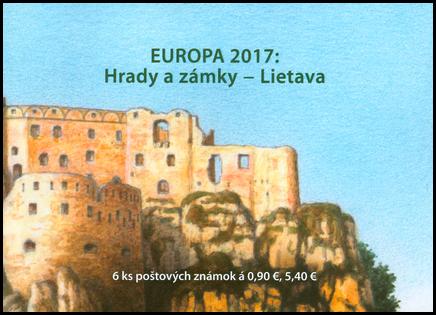 EUROPA 2017: Hrady a zámky - Lietava