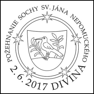 Požehnanie sochy sv. Jána Nepomuckého