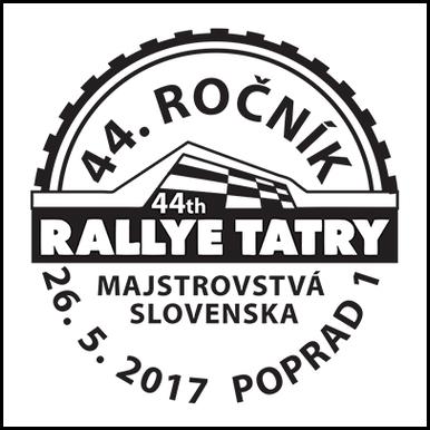 44. ročník Rallye Tatry