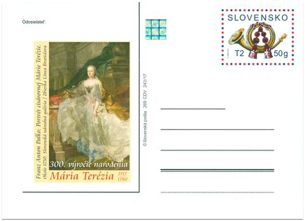 300. výročie narodenia Márie Terézie