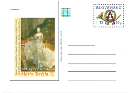 300th Anniversary of Birth of Maria Theresia
