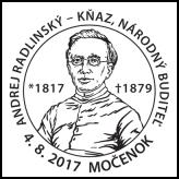 Andrej Radlinský - kňaz, národný buditeľ