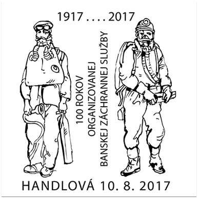 100 rokov organizovanej banskej záchrannej služby