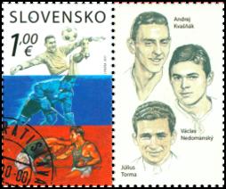 Šport: A. Kvašňák, V. Nedomanský, J. Torma