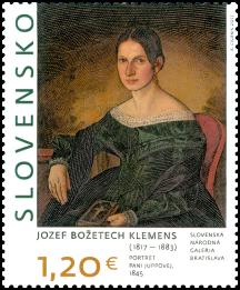 UMENIE: Jozef Božetech Klemens (1817 – 1883)