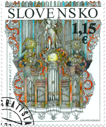 500. výročie reformácie (1517)