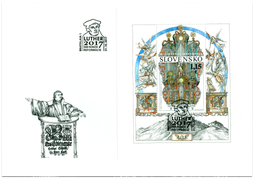Special Cover: The 500th Anniversary of the Reformation (1517)