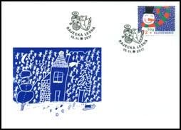 Vianočná pošta 2017