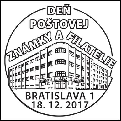 Deň poštovej známky a filatelie 2017