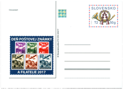 The Day of Postage Stamp and Philately 2017