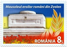 Joint Issue with Romania: The Cemetery of the Romanian Royal Army in the City of Zvolen