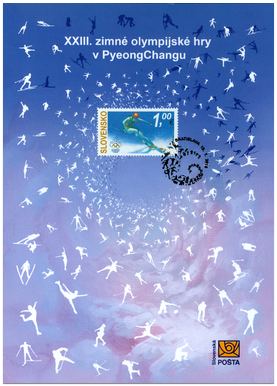 The XXIII Winter Olympic Games in PyeongChang