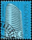 Cultural Heritage of Slovakia: VÚB Mlynské nivy, Bratislava
