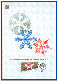 The XII Winter Paralympic Games in PyeongChang
