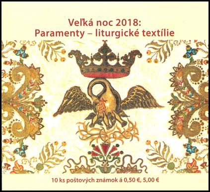 Veľká noc 2018: Paramenty – liturgické textílie