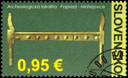 Krásy našej vlasti: Archeologická lokalita Poprad-Matejovce