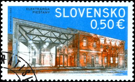 Technické pamiatky: Historická elektráreň Piešťany