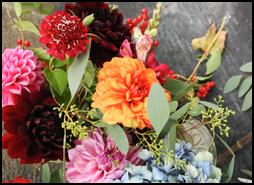 A Floral Motif