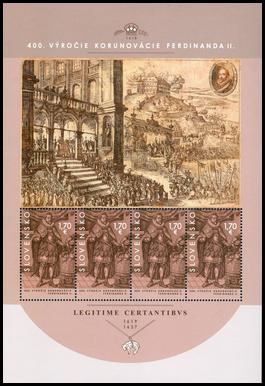 Bratislavské korunovácie – 400. výročie korunovácie Ferdinanda II.