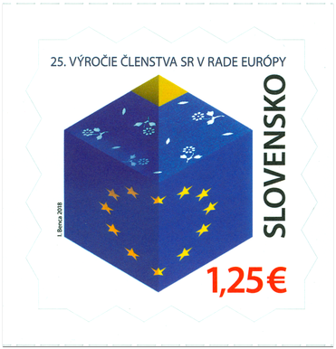 25th Anniversary of Slovak Membership of the European Council