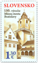 The 150th Anniversary of the Establishment of the Bratislava City Museum