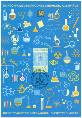 50. ročník Medzinárodnej chemickej olympiády