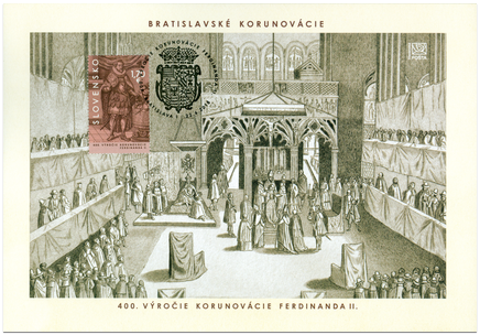 Bratislava Coronation Ceremonies – The 400th Anniversary of the Coronation of Ferdinand II
