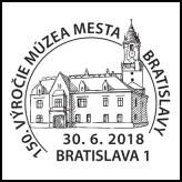 150. výročie založenia múzea mesta Bratislava