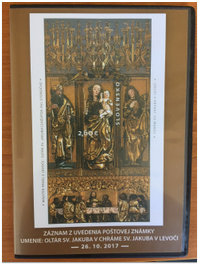 DVD - ART: St. James Altar in the Church of St. James in Levoča