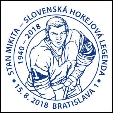 Stan Mikita - hokejová legenda