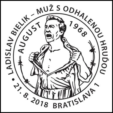 Ladislav Bielik - Muž s odhalenou hruďou