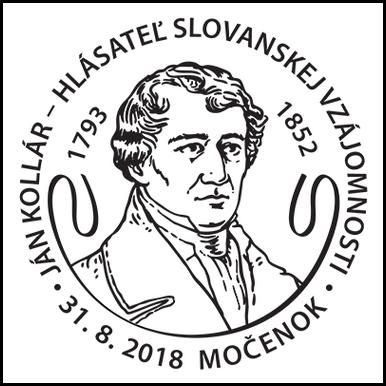 Ján Kollár - hlásateľ slovanskej vzájomnosti