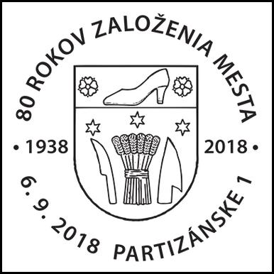 80 rokov mesta Partizánske
