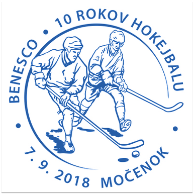BENESCO - 10 rokov hokejbalu