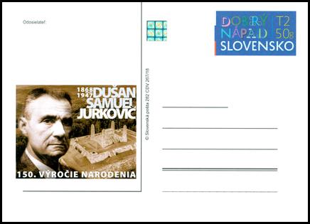 150. výročie narodenia D. S. Jurkoviča