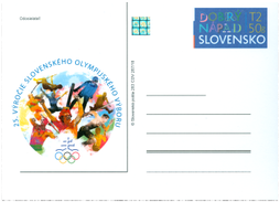 25th Anniversary of Sloval Olympic Committee