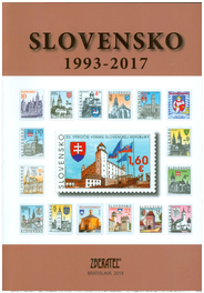 Katalóg Slovensko 1993 - 2017