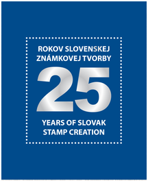 "Publication ""25 Years of Slovak Stamps Creation (without stamps)"