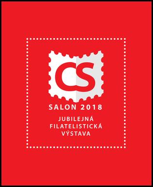 """Katalóg k výstave """"CS Salon 2018"""""""