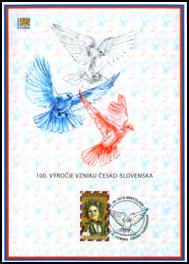 100. výročie vzniku Česko-Slovenska