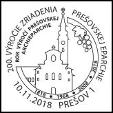 200. výročie zriadenie Prešovskej eparchie