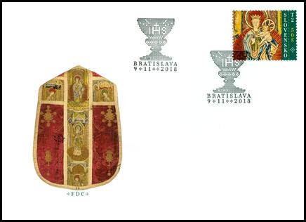 Vianoce 2018: Paramenty – liturgické textílie