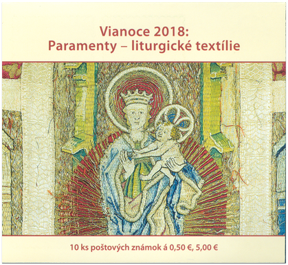 Christmas 2018: Paraments – Liturgical Textiles
