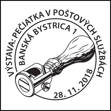 Výstava: pečiatka v poštových službách
