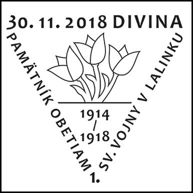Pamätník obetiam 1. svetovej vojny v Lalinku