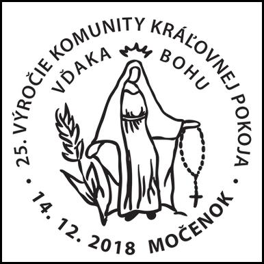 25. výročie komunity Kráľovnej pokoja