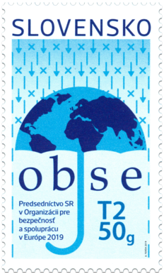Predsedníctvo SR v Organizácii pre bezpečnosť a spoluprácu v Európe (OBSE)