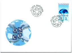 Chairmanship of the SR of the Organisation for Security and Co-operation in Europe (OSCE)